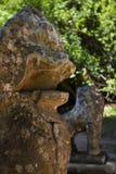 Statue de gardien Photos libres de droits
