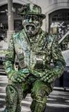 Statue de gaudì images libres de droits