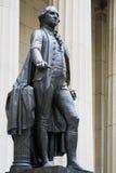 Statue de Georges Washington Photos stock