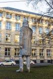 Statue de Graf Maximilian Joseph von Montgelas Images libres de droits