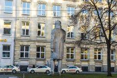 Statue de Graf Maximilian Joseph von Montgelas Photo libre de droits