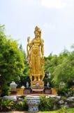 Statue de Guan Yin Image stock