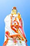 Statue de Guanyin Photographie stock libre de droits