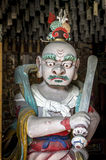 Statue de guerrier coréen Image libre de droits