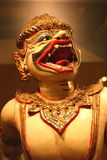 Statue de Hanuman Photographie stock libre de droits