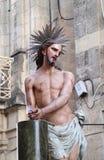 Statue de Jésus Photo stock