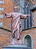 Statue de Jésus photos stock