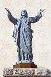 Statue de Jesus Christ Photos libres de droits