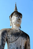 Statue de l'art 0f Bouddha en Thaïlande Photo libre de droits