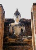 Statue de l'art 0f Bouddha en Thaïlande Photos stock