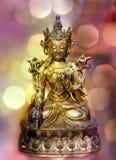 Statue de l'Avalokiteshvara image libre de droits
