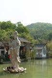 Statue de la déesse de la pitié Photo stock