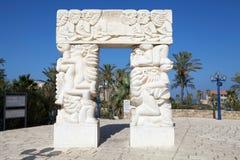 Statue de la foi images libres de droits