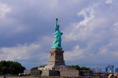Statue de la liberté à New York images libres de droits
