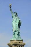 Statue de la liberté dans le port de New York Images stock