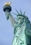 Statue de la liberté, Liberty Island, New York City Photographie stock libre de droits
