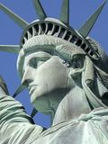 Statue de la liberté - Liberty Island, port de New York, NY Photos stock