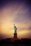 Statue de la liberté, New York Images stock