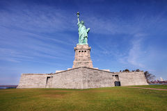 Statue de la liberté, New York City Photographie stock