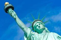 Statue de la liberté. New York, Etats-Unis. Photos libres de droits