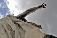 Statue de la mère patrie Image libre de droits
