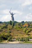 Statue de la mère patrie Photos libres de droits