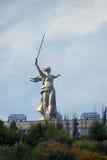 Statue de la mère patrie Photo libre de droits