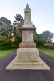 Statue de la Reine Victoria Images libres de droits