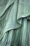 statue de la robe longue s de liberté Photos stock