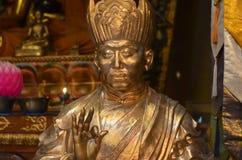 Statue de lama dans Gunzechoyney datsan Photos libres de droits