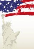 statue de liberté illustration libre de droits