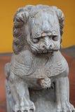 Statue de lion Image stock