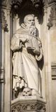 Statue de Londres - de Maximilian Kolbe Photos stock