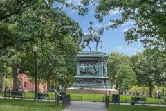 Statue de Looan dans le Maryland Images libres de droits