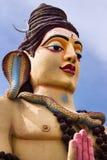 Statue de Lord Shiva de géant outre de temple de Srikanteshwara dans Ganjangud, Image stock