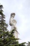 Statue de mère Georgia Kartlis Deda à Tbilisi image stock
