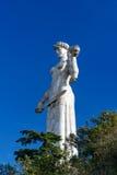 Statue de mère la Géorgie, Kartlis Deda à Tbilisi, la Géorgie Photos libres de droits