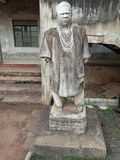 Statue de M. DE Esumuo photo stock