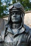 Statue de M r Stefanik photos libres de droits