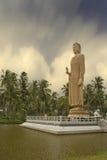 statue de mahabodhi de 2 Bouddha Photo stock