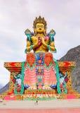 Statue de Maitreya Bouddha Photo libre de droits