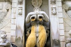 Statue de marbre Image stock
