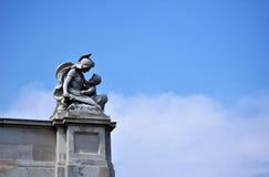 Statue de marbre Image libre de droits