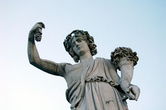 Statue de marbre, Rome Photos stock