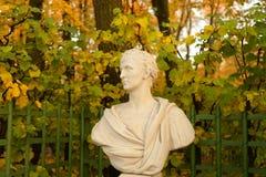 Statue de Marcus Ulpius Nerva Traianus images stock