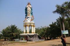Statue de Mary de mère Images stock