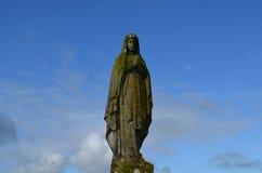 Statue de Mary Mother de Dieu Photo libre de droits