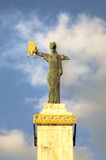 Statue de Medea Place de l'Europe photo stock