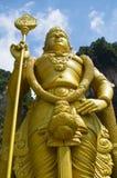 Statue de Murugan Photos libres de droits