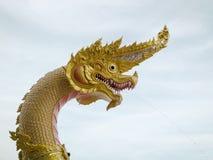 Statue de Naga images libres de droits